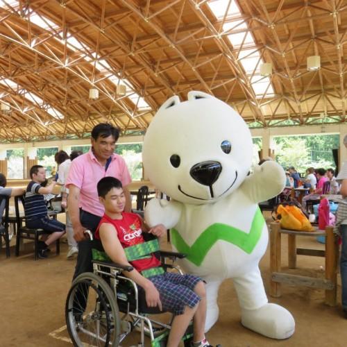 和歌山県障害児者父母の会のつどいに初めて参加させていただきました。和歌山県に住む全ての障害児者とその家族の幸せの為、社会福祉法人まごころランドは動き始めます!